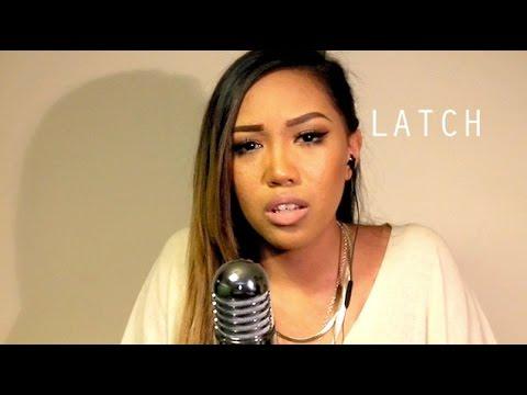 Latch - Disclosure ft Sam Smith | Olivia Escuyos Cover