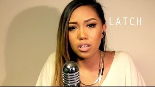 Latch - Disclosure ft Sam Smith | Olivia Escuyos Cover