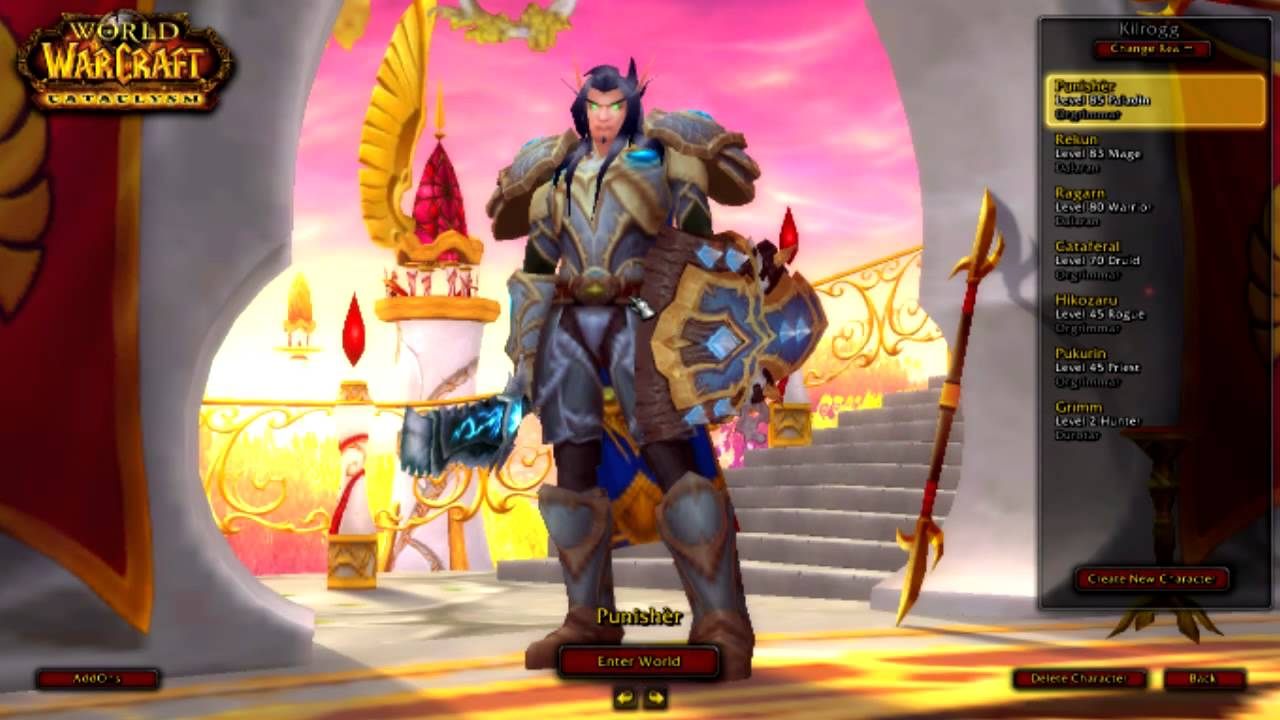 cool hunter names look into my world of warcraft characters 10181