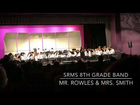 (2 of 2 Full Concert) Seneca Ridge Middle School Band Concert -  Spring 2018