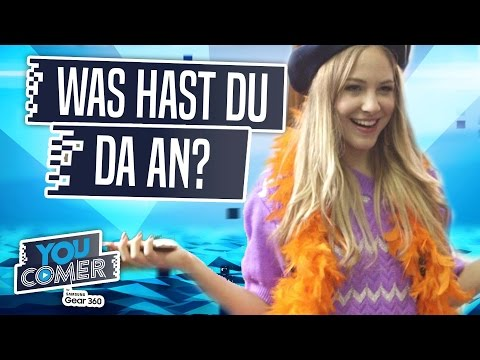 DIANA mit FRESHTORGE auf SHOPPING-TOUR! l 360 Video - Backstage bei YOUCOMER
