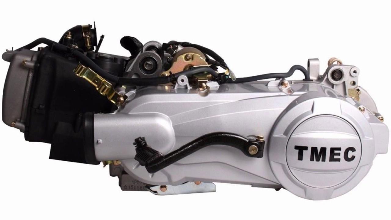 Short Case 150CC GY6 tmec Scooter ATV Go-Kart Engine Motor ...