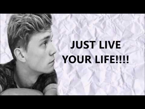 Bars And Melody - Live Your Life (Lyrics)
