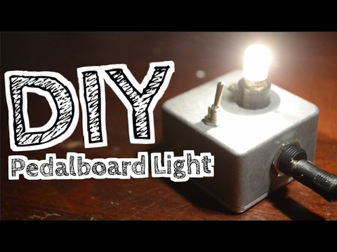 Pedalboard Light Bulb