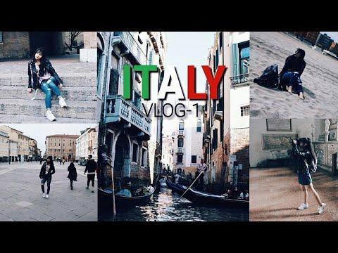 İTALYA | VLOG (Venedik, San Marino, Rimini..) Part-1