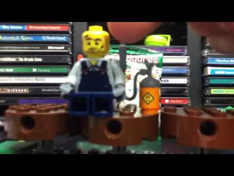 LEGO Set Reviews: Welder (Series 11)