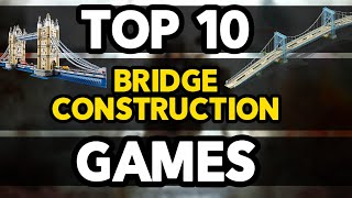 Top 10 Android Bridge Construction Games screenshot 5