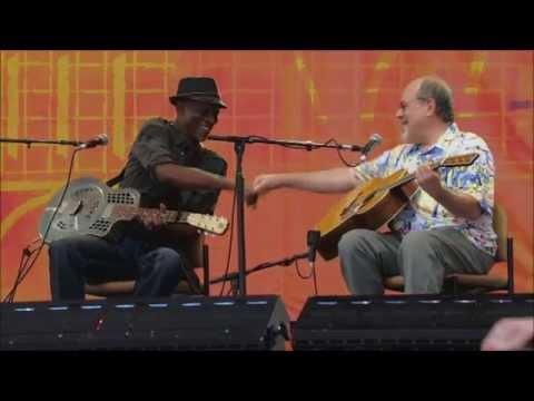 Mississipi Blues - Keb' Mo',Stefan Grossman (Crossroads Guitar Festival 2010)