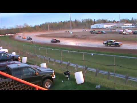 proctor speedway 2017 #1 Mike Blevins Racing