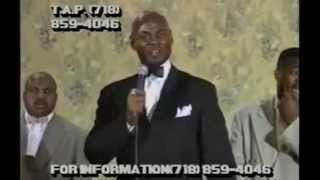 Dr. Khalid Muhammad on Gangsta Rap (1996)