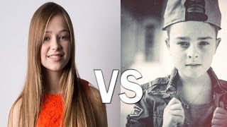 Connie Talbot VS Mike Singer II COUNT ON ME II