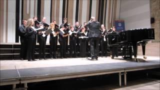 Johann Sebastian Bach: Lobet den Herrn, alle Heiden, BWV 230