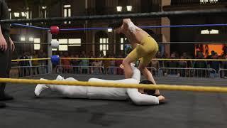 WWE 2k19 Bruce Lee vs. Jackie Chan🐉👊💪