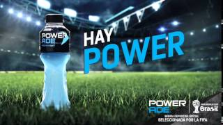 Powerade - Brasil 2014 World Cup