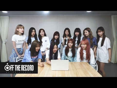 IZ*ONE (아이즈원) '비올레타 (Violeta)' Dance Cover Contest Reaction Video