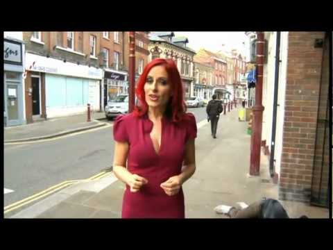 Carrie Grant BBC ONE. The One Show... Leap Year Babies ..29.Feb.2012