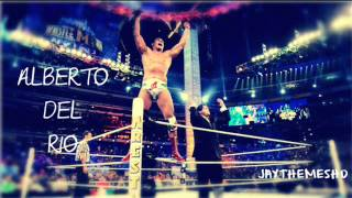 "WWE: Alberto Del Rio 2nd Theme Song - ""Realeza 2013"" (HD) + Download Link"
