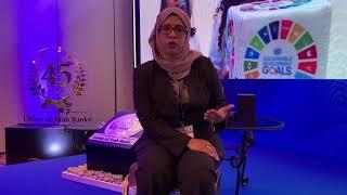 الدكتورة لولوة المطلق رئيسة ومؤسسة منظمة Golden Trust للتدريب والاستشارات.