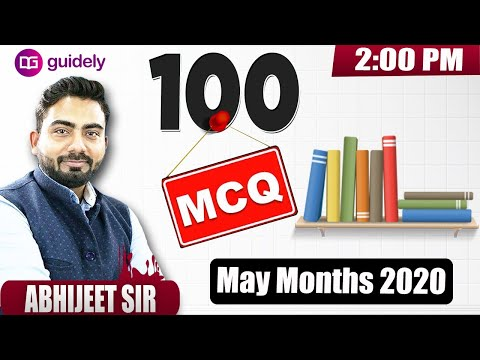 100-mcqs-on-may-months-|-current-affairs-revision-|-ga-by-abhijeet-sir
