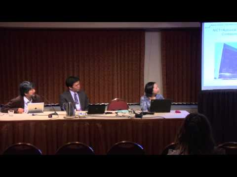MCN 2012: Leveraging International Collaborations to Create