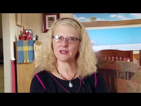 Heidi Helps: Christine Burchill from Jamestown