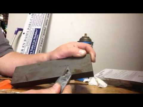 how to sharpen box cutter blades 2