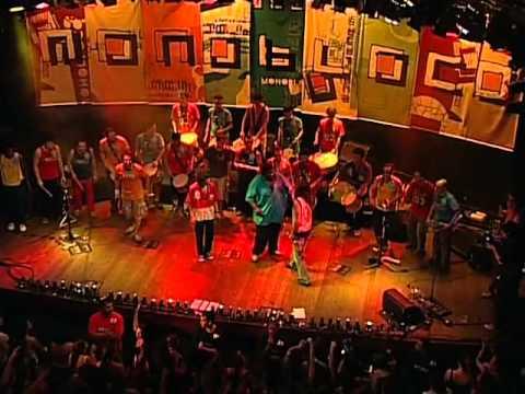 DVD Monobloco ao Vivo  - Monobloco