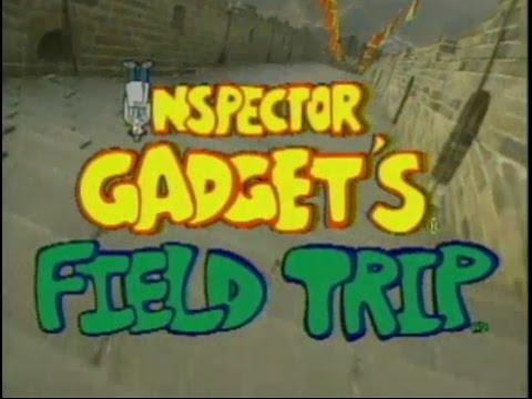 Inspector Gadget's Field Trip: Rome