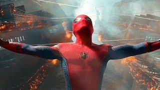Схватка на пароме / Человек-паук: Возвращение домой (2017)