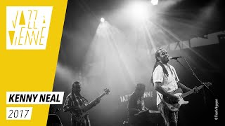 Kenny Neal - Jazz à Vienne 2017 - Live