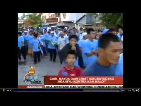 CARI vs GALENZOGA (TV PATROL Tacloban)