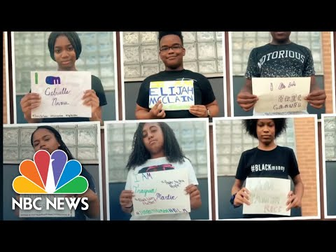 Ohio Teens Use Letters To Advocate Against Police Brutality