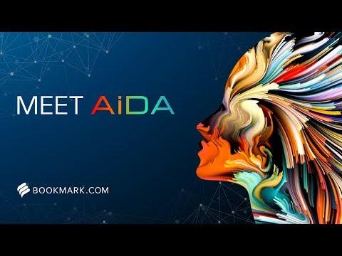 Meet AIDA - Bookmark.com Artificial Intelligence Design Assistant