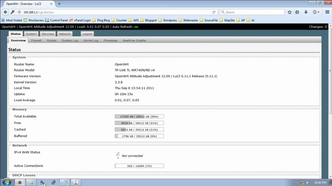 openwrt restore original firmware tp-link wr740n