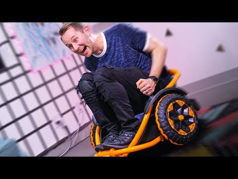 10 Ridiculous Tech Gadgets!