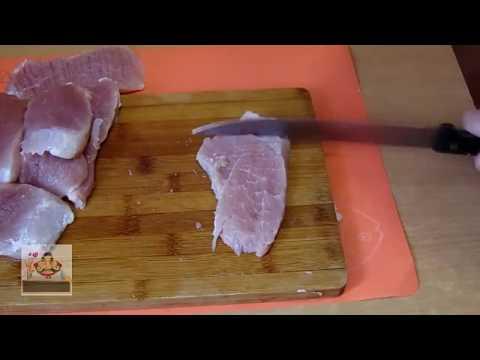 Как отбить курицу без молотка