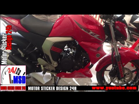 Yamaha fz version 2 fz version 2 0 new 2016 ks designer