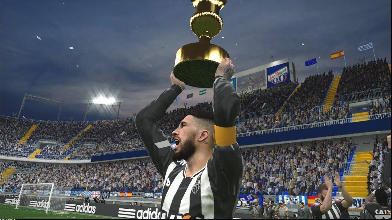 Mundial De Clubes: Atlético Campeão Do Mundial De Clubes Da FIFA☆ PES 2017