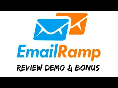 Email Ramp Review Demo Bonus - Over 999 Promotion Ready Email Swipes in 12 Popular Niches. http://bit.ly/2ZvaiiA