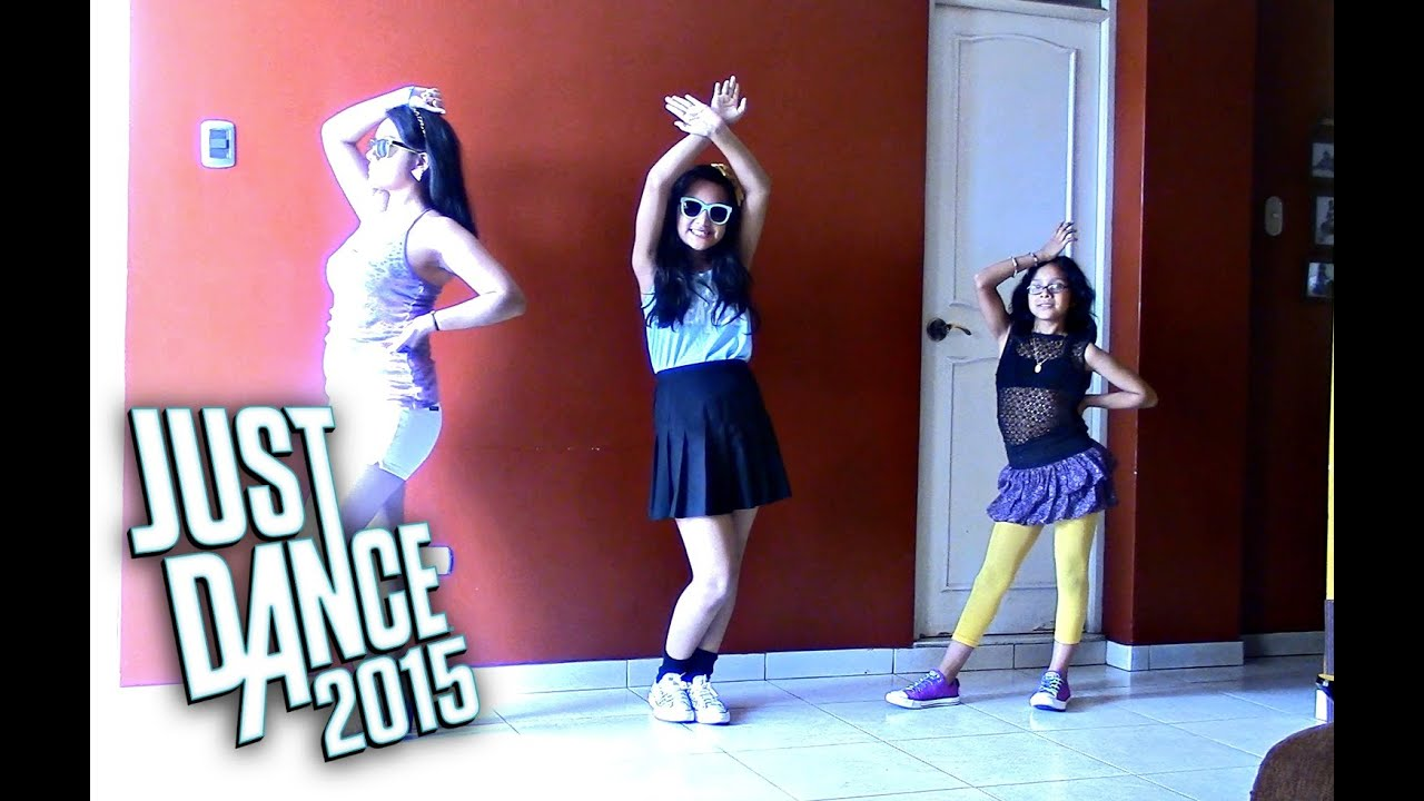 just dance 2015 macarena bayside boys mix dance cov. Black Bedroom Furniture Sets. Home Design Ideas