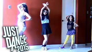 Just Dance 2015 - Macarena (Bayside Boys Mix) dance cover by FAC