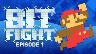Super Mario Bros. RUN-RUN-RUN Challenge - BIT FIGHT #1