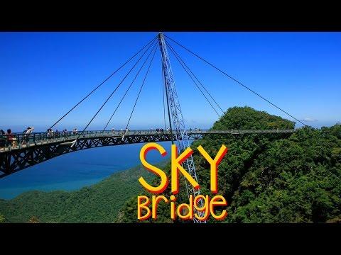 Cable Car and Sky Bridge in Lankawi | Malaysia