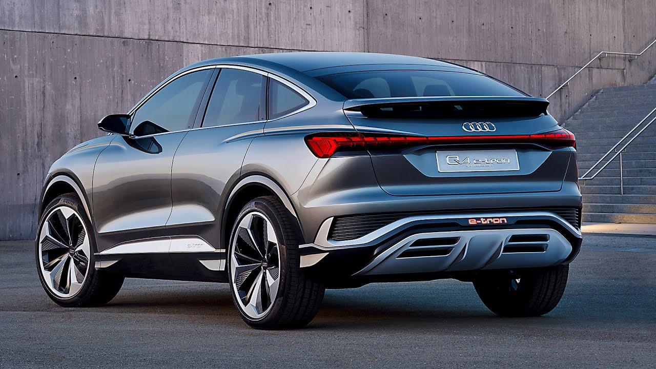 Audi Q5 Sportback e-tron (5) Presentation  Next-Gen Audi SUV to fight  Tesla Model Y