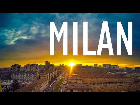 MILAN | ITALY - A TRAVEL TOUR - HD 1080P