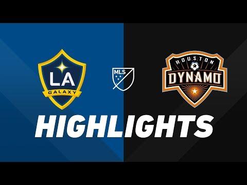 LA Galaxy vs. Houston Dynamo | HIGHLIGHTS - April 19, 2019