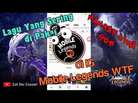 Lagu Soundtrack yang Sering Dipakai pada Mobile Legends WTF