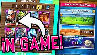 I was Right!! - MAGIC ARCHER in GAME //  LUNAR CHALLENGE!