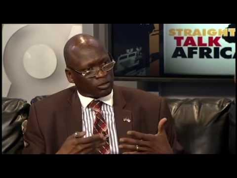 Straight Talk Africa: Guest Garang Diing Akuong, South ...