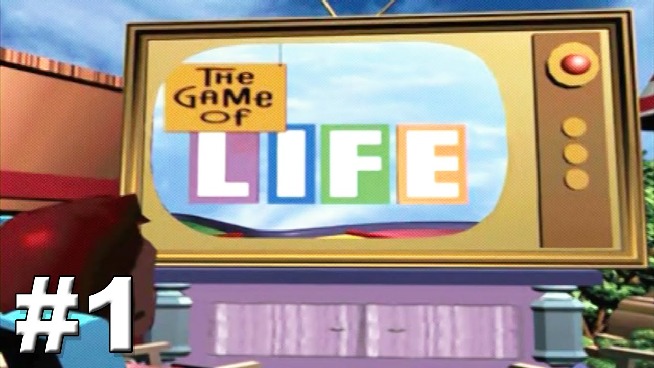let s play the game of life episode 1 youtube